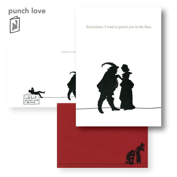 Punch Love Card