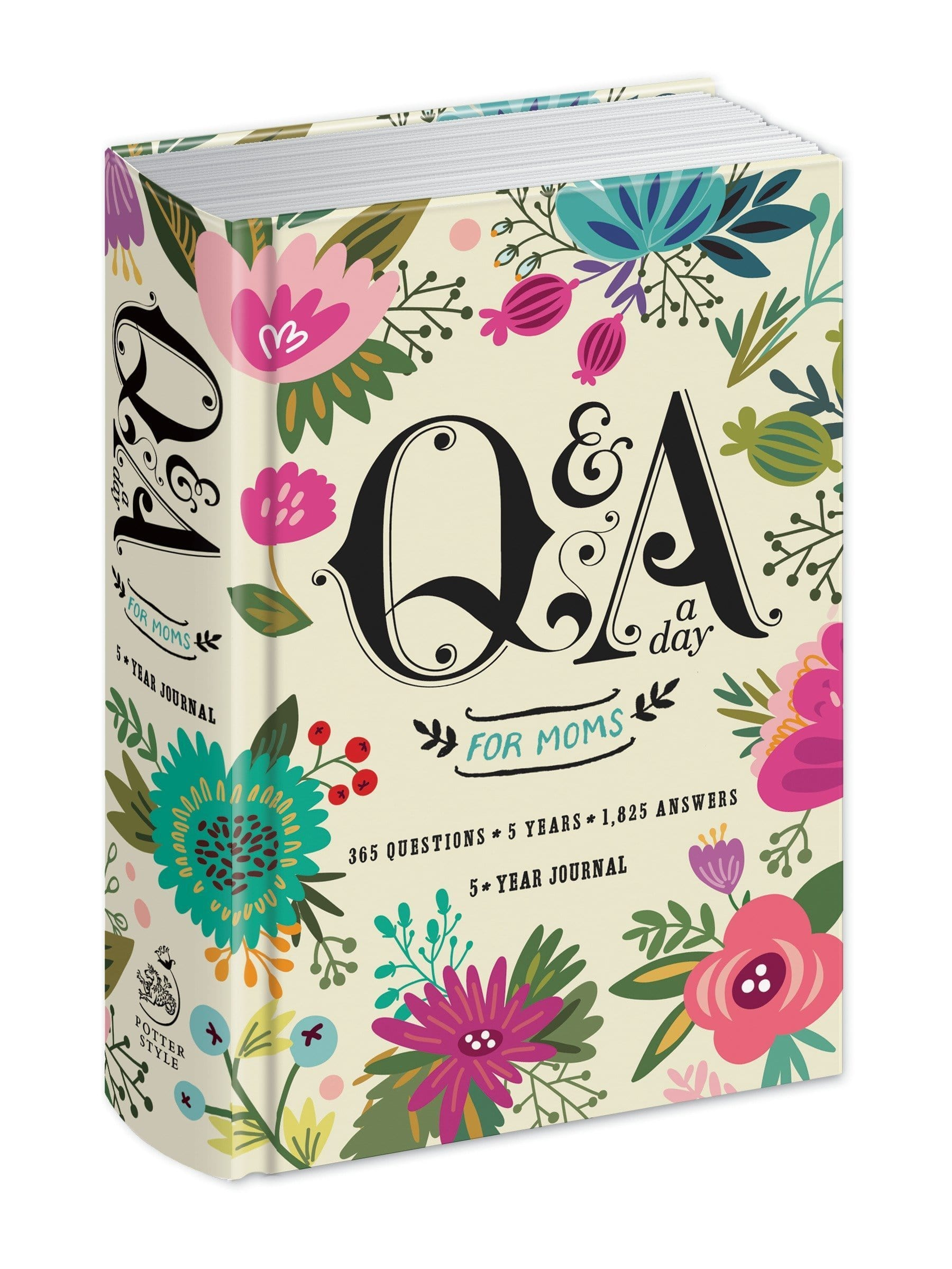 Q&A a Day for Moms: A 5 Year Journal