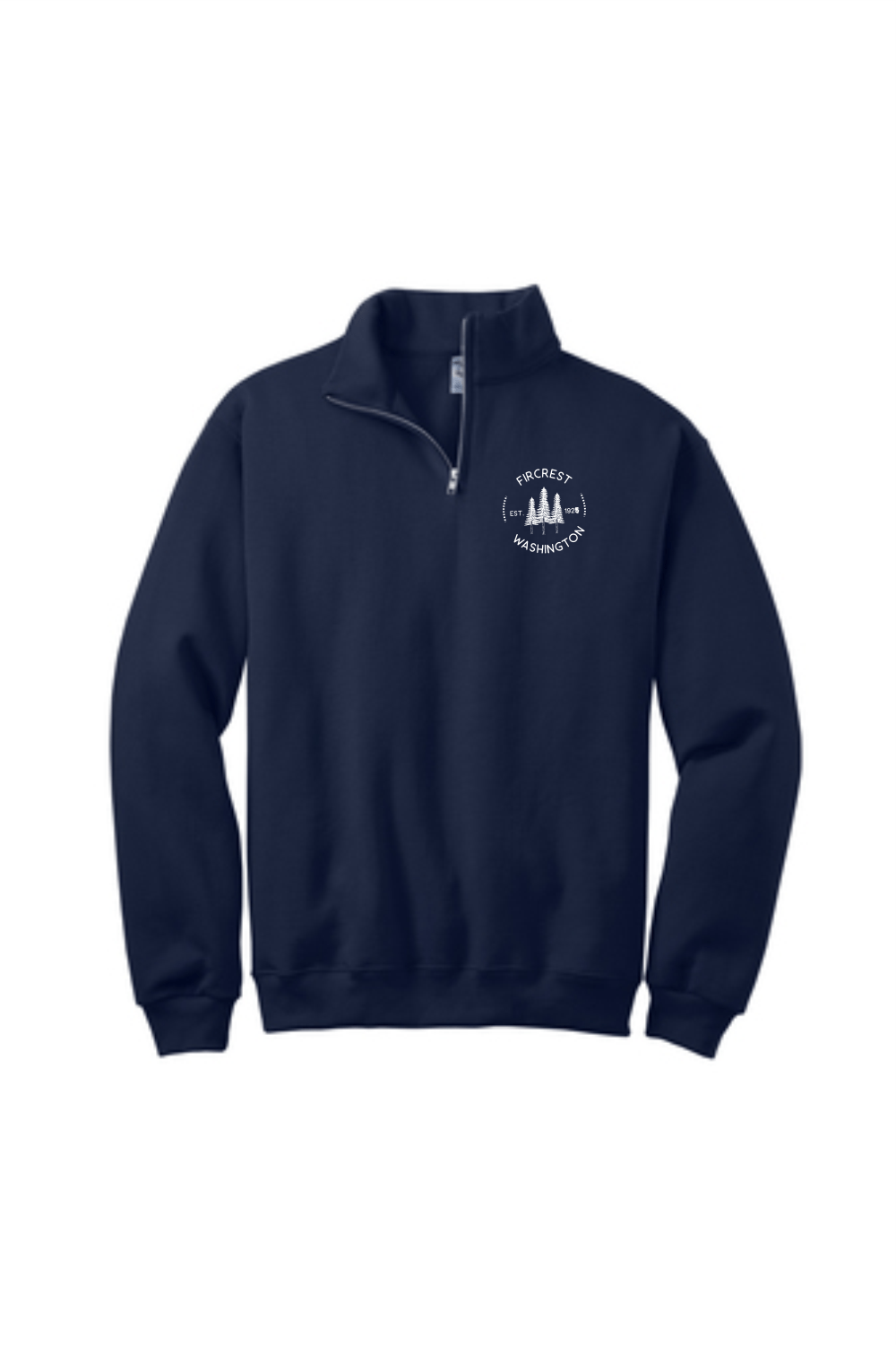 Fircrest 1/4 Zip Sweatshirt