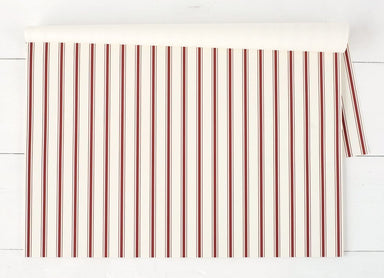Red Stripe Placemat