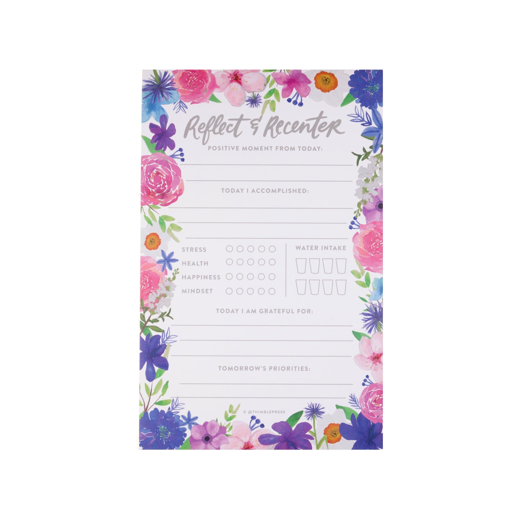 Reflect & Recenter Every Day Pad