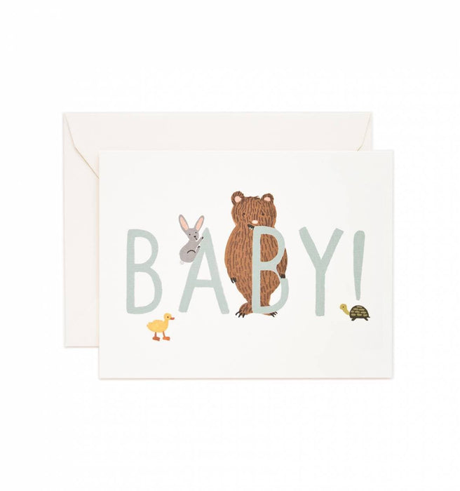 Baby! Card in Mint