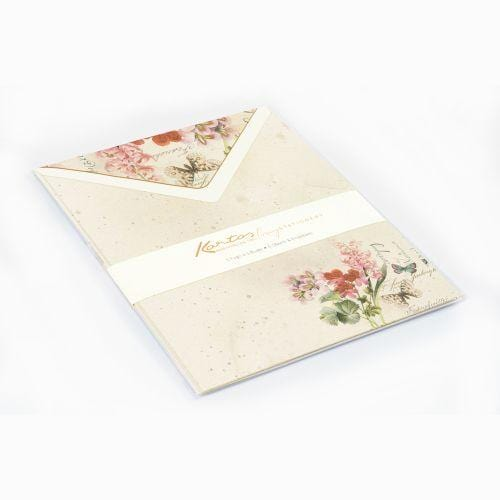 Romantica Sheet Letter Writing Set