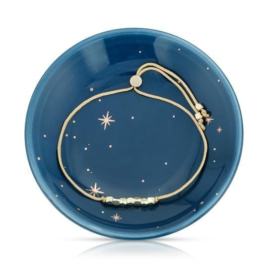 Shine So Bright Bracelet and Dish Set