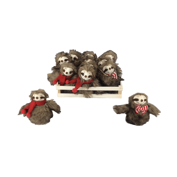 Sloth Ornament - 2 Styles