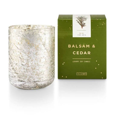 Balsam & Cedar Small Luxe Candle