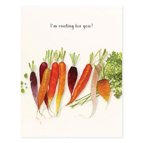 Sweet Carrots Card