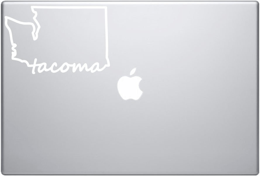 Tacoma Washington Sticker