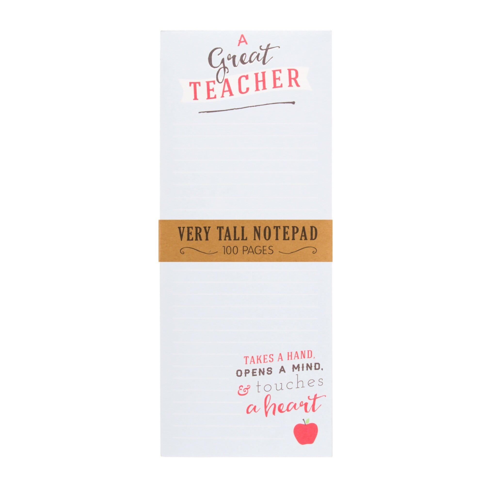 Great Teacher Notepad