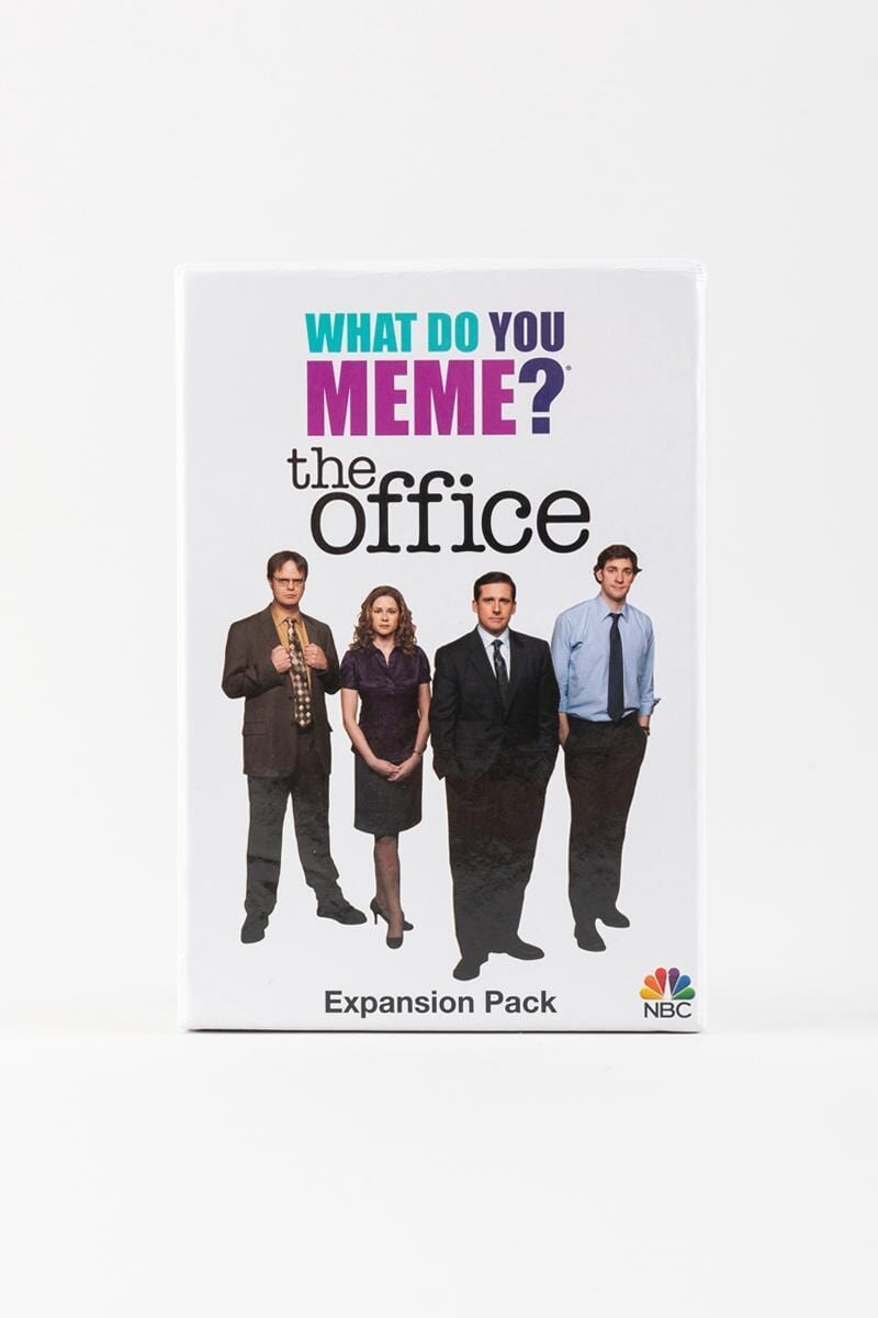 What Do You Meme? The Office Expansion Pack