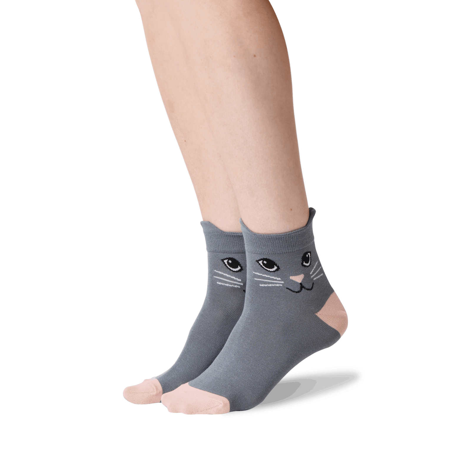 Women's Cat Ears Anklet Socks