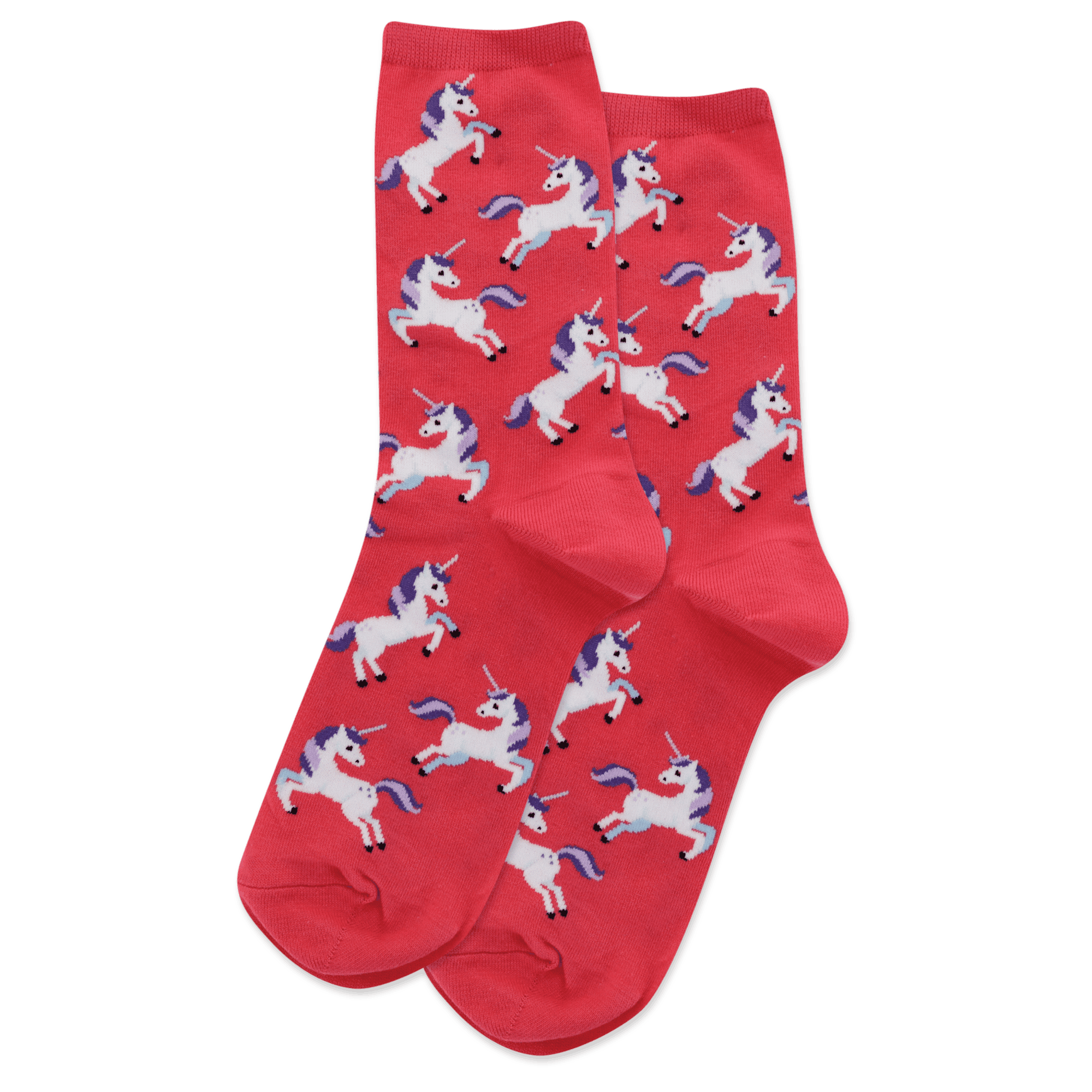 Women's Unicorn Crew Socks