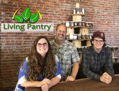 The Living Pantry Family