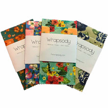Load image into Gallery viewer, Beeswax Food Wraps - 3 Pack