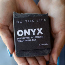 Load image into Gallery viewer, ONYX - Facial Detox Cleansing Bar