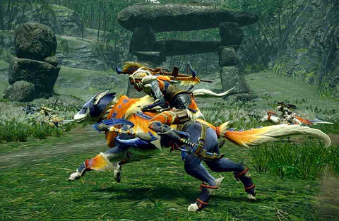 Monster Hunter Rise by Capcom is available for pre-order now