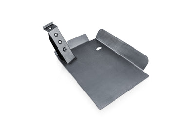Carbon Floor Plate incl. Aluminium Alloy Foot Rest