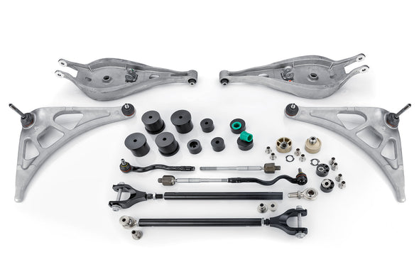 Complete axle kinematics GT