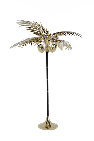 CALIFORNIA KING PALM TREE FLOOR LAMP
