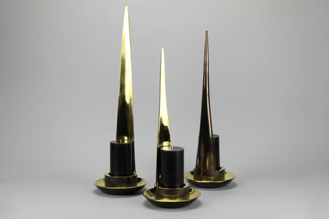 STILETTO CANDLE HOLDERS