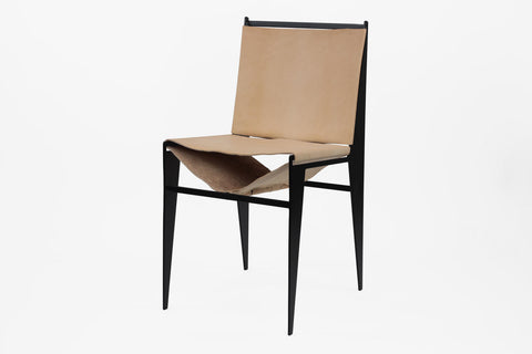 ICON CHAIR in LEATHER
