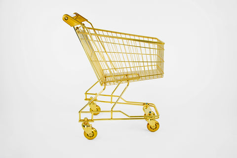 KID'S GOLD CART