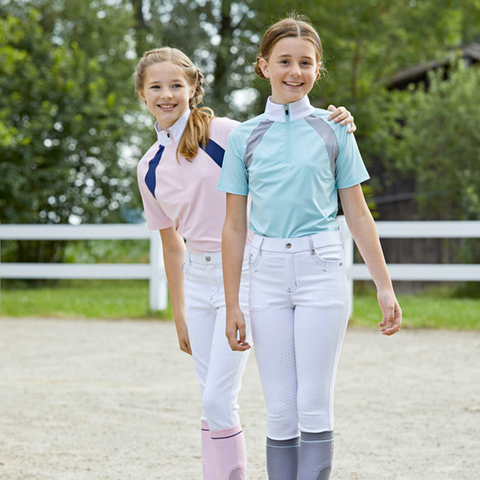Covalliero Show Shirt Lani Pink for Children