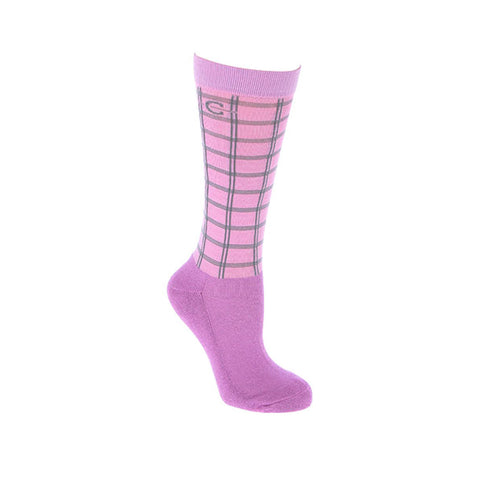 Covalliero Socks Modena Purple Short