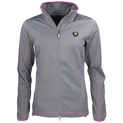 Covalliero Softshell Jacket Vera in Grey