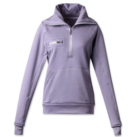 Covalliero Sweat Shirt Liv Purple Ash