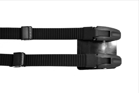 Buckles - Pr. Lower Shell (One Pair+ SS Anti Rivets)