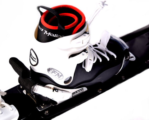 REVO 500 : Heel & Toe Clamp System