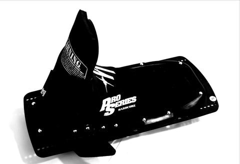 Rubber: Pro Wrap Front Binding - Fluid Motion Sports - Sproat Lake