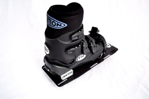 REVO Air : Heel & Toe Clamp System (Non-release)