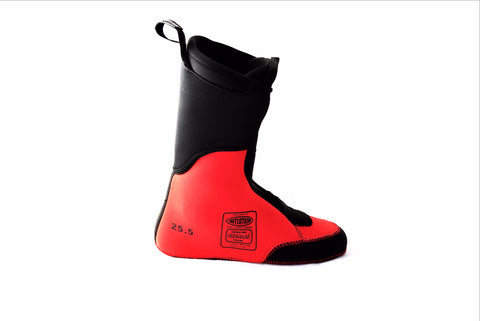 Intuition Boot Liner : Rosso Descente - Fluid Motion Sports - Sproat Lake