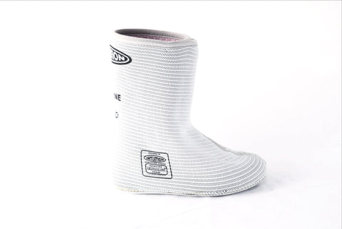 Intuition Boot Liner : Alpine (Light Grey / Salmon Lining) - Fluid Motion Sports - Sproat Lake