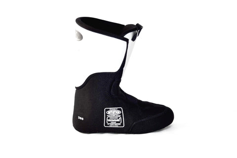 Intuition Boot Liner : Dreamliner (Silver and Black) - Fluid Motion Sports - Sproat Lake