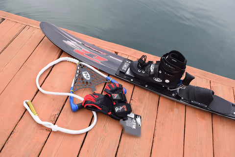 "Ski Package : Revo Max on 65.5"" D3 Custom 4 - Fluid Motion Sports - Sproat Lake"