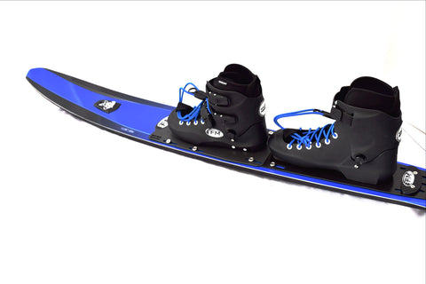"Ski Package : Evo's on 67"" HO CX - Fluid Motion Sports - Sproat Lake"