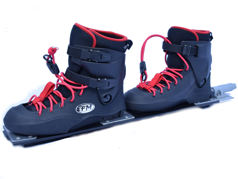 Dutch Auction : Quattro Double Boot System - Fluid Motion Sports - Sproat Lake
