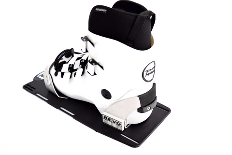 REVO Air : Fixed Heel & Toe Clamp System