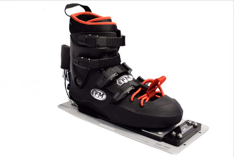 REVO Max : Silvretta/Power Toe Block System