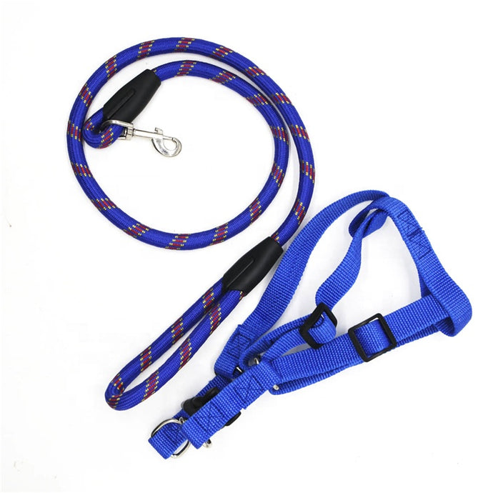 Pet Fashion Striped Pet Leash