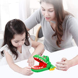 Crocodile Teeth Toys Game for Kids, Crocodile Biting Finger Dentist Games Funny Toys, Ages 4 and Up