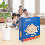 Children Wooden Memory Matchstick Chess Game, Educational Intelligent Logic Game and Brainteaser Children Early Educational Family Party Casual Gifts