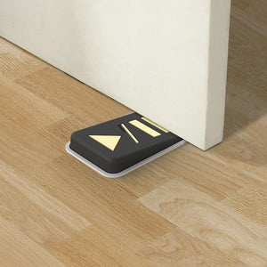 SILICONE DOOR STOPPER GLOW IN THE DARK