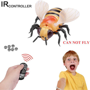 Remote Control Infrared Honey Bee Toy
