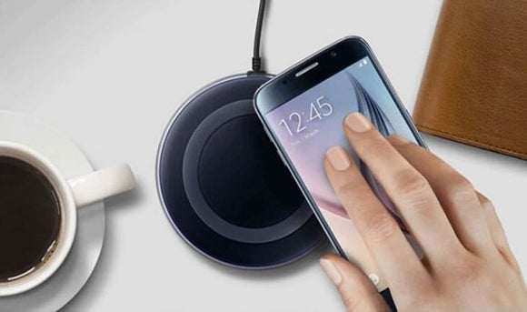 Wireless Charger For Mobiles phones samsung iphones Qi devices
