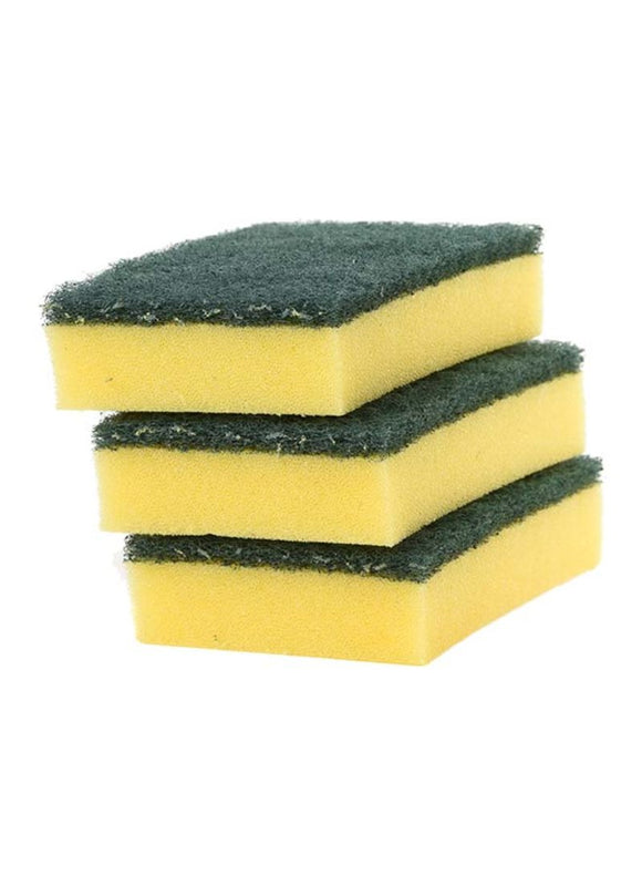 Scotch Brite Heavy Duty Sponge, Pack of 3