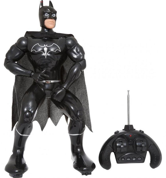 RC BATMAN MUSIC DANCING TOY REMOTE CONTROL ROBOT